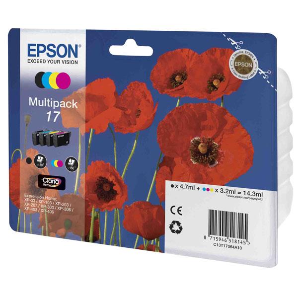 Картридж для струйного принтера Epson MultiPack 17A10 C13T17064A10