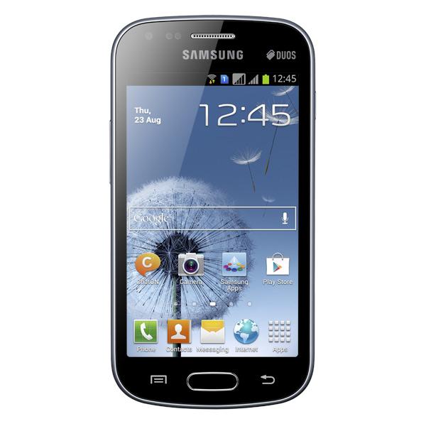 Купить Смартфон Samsung Galaxy S Duos Black (GT-S7562) в каталоге ... 4347c58578763