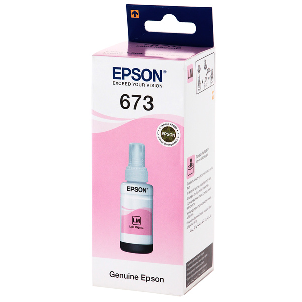 Чернила для принтера Epson — C13T67364A