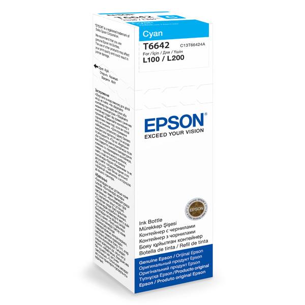 Чернила для принтера Epson — C13T66424A