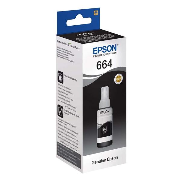 Чернила для принтера Epson — C13T66414A