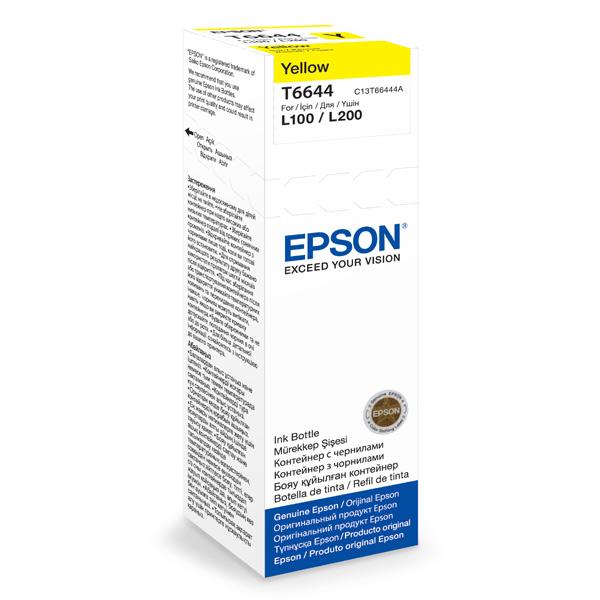 Чернила для принтера Epson — C13T66444A
