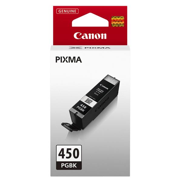 Картридж для струйного принтера Canon PGI-450 PGBK черного цвета