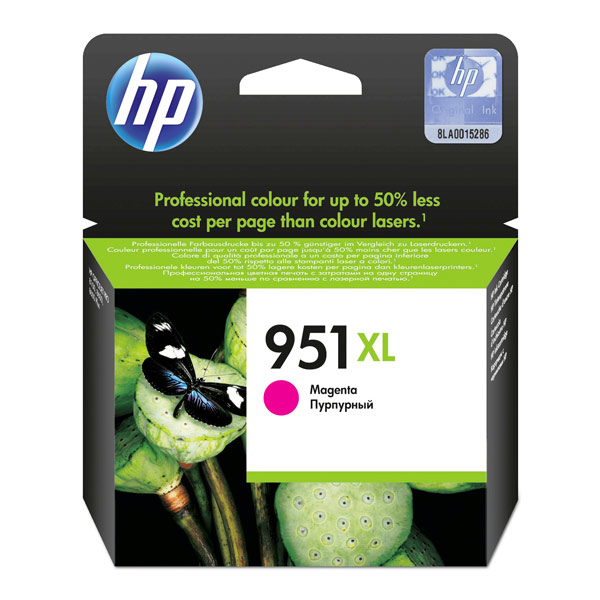 Картридж для струйного принтера HP CN047AE /№951XL/ картридж для струйного принтера hp 11 magenta c4837a