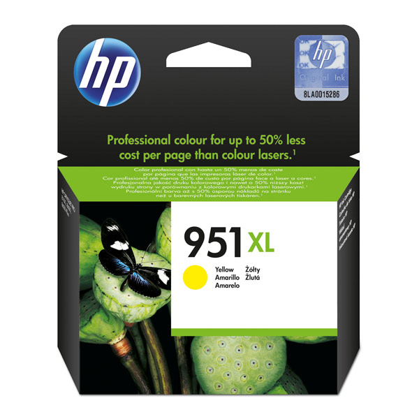 Картридж для струйного принтера HP CN048AE /№951XL/ картридж hp 951 magenta cn051ae