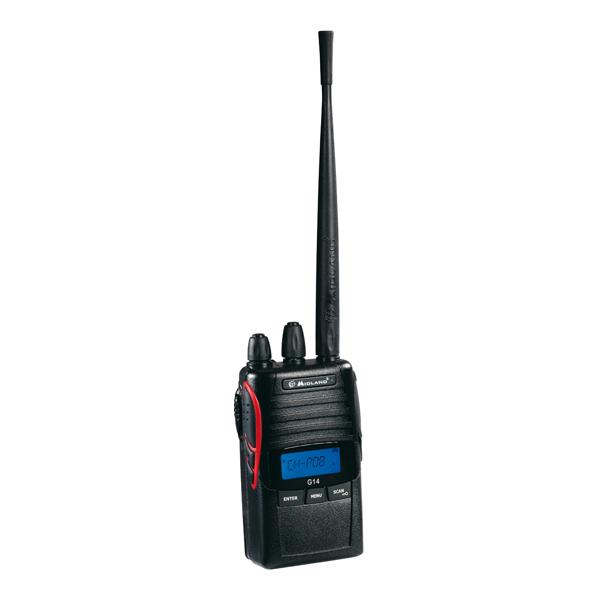 Радиостанция Midland G14 радиостанция портативная midland xt60