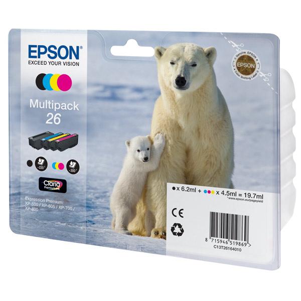 Картридж для струйного принтера Epson MultiPack 26