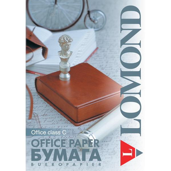 Бумага для принтера A4 Lomond Office А4 80гр 500л 0101005