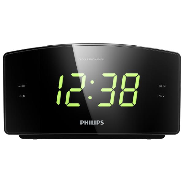 Настольные часы Philips