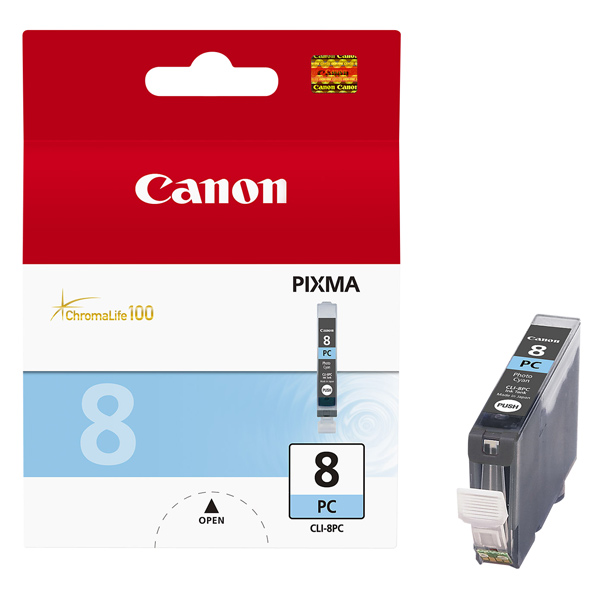 Картридж для струйного принтера Canon CLI-8PC картридж canon cli 42lgy для pro 100 серый 835 фотографий
