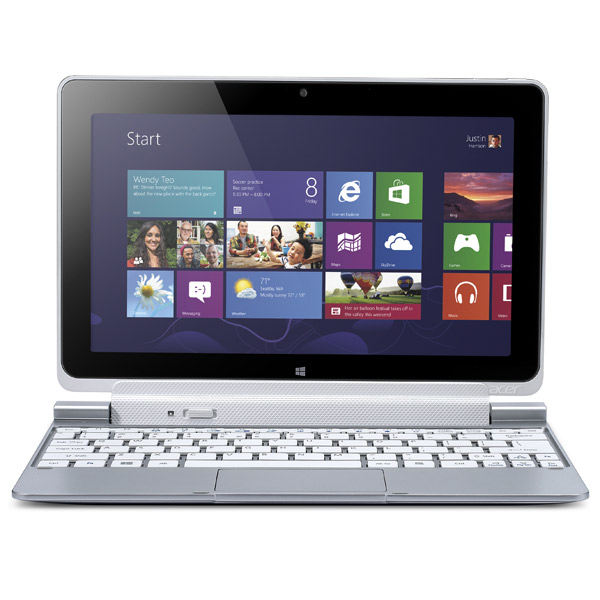 Планшетный компьютер Windows Acer Iconia W511 32Gb 3G Dock (NT.L0NER.005)