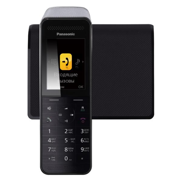 Телефон DECT Panasonic KX-PRW120RUW panasonic kx tgh210 ruw white dect телефон