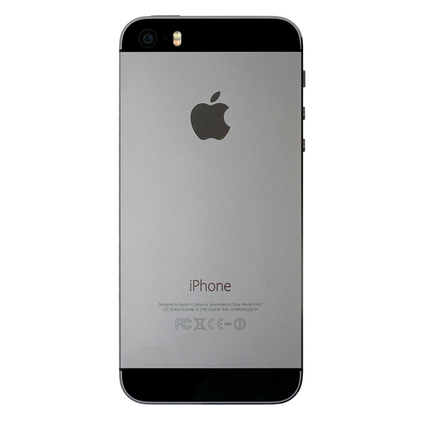 айфон 5s спейс грей фото
