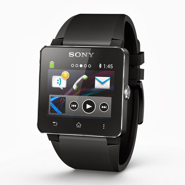Купить Смарт-часы Sony SmartWatch 2 SW2 Black в каталоге интернет ... b6325b666eecc