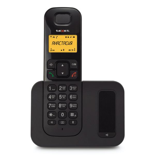 Телефон DECT teXet