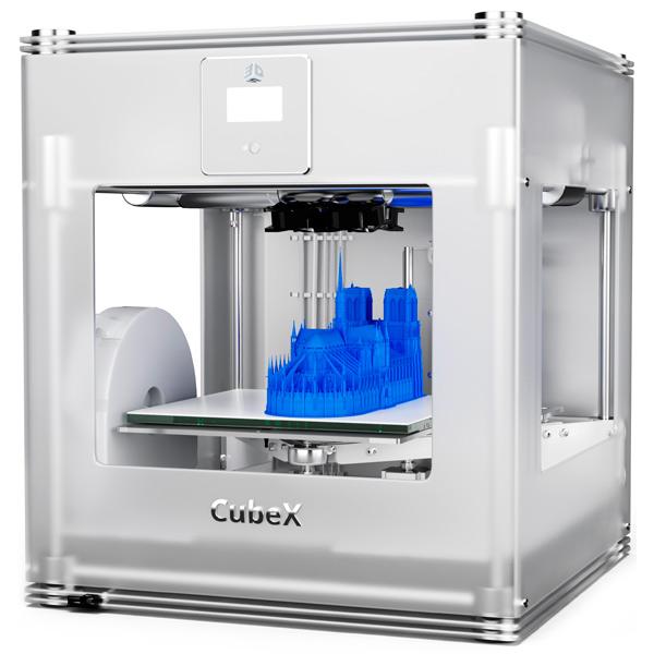 3D-принтер 3D Systems CubeX  401383 3d systems cubex