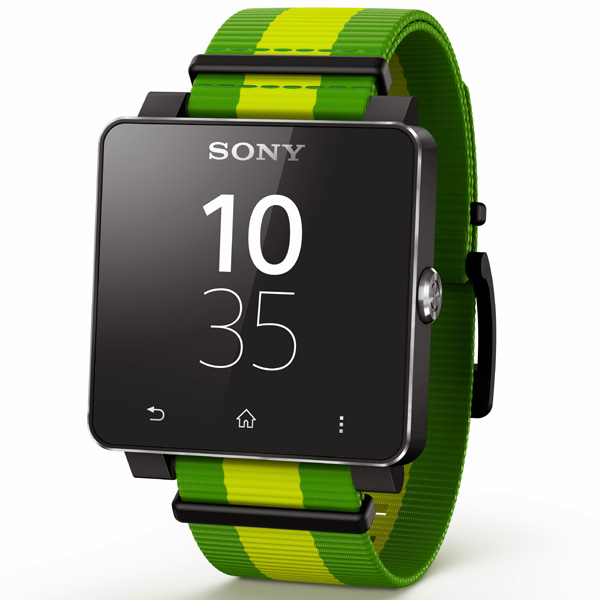 Смарт-часы Sony Smart Watch 2 Fifa SW2