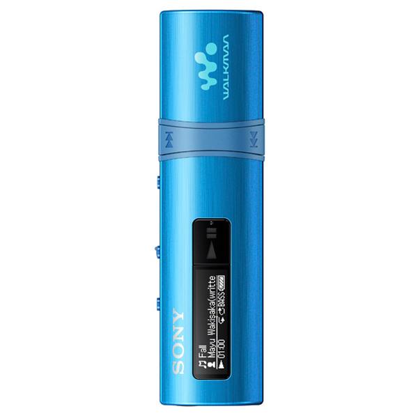цена на Портативный медиаплеер Sony NWZ-B183F Blue