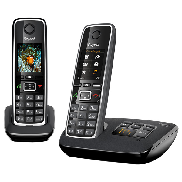 Телефон DECT Gigaset C530 A DUO телефон gigaset c530