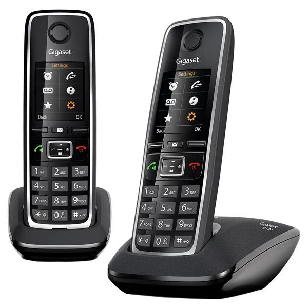 Телефон DECT Gigaset C530 DUO gigaset c530 duo
