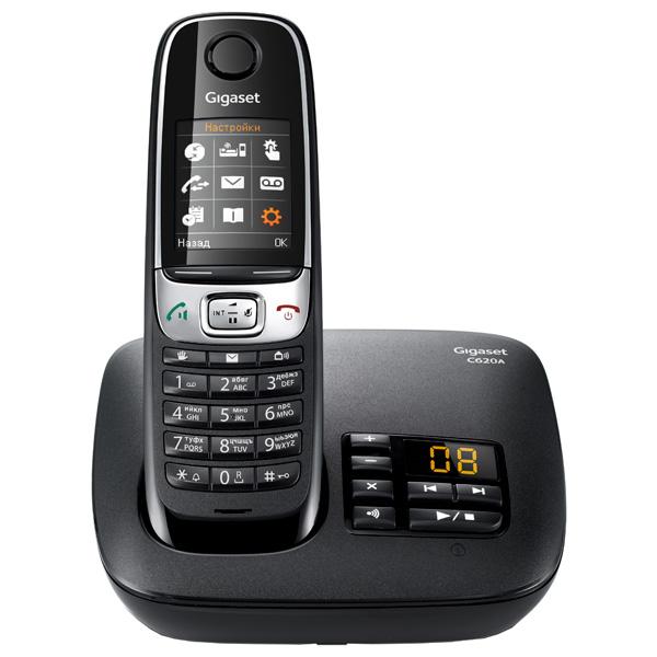 Телефон DECT Gigaset C620 A gigaset gigaset c620