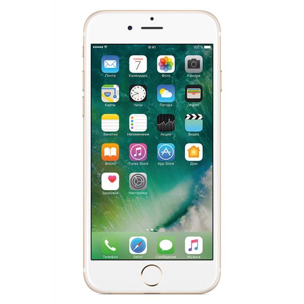 Смартфон Apple iPhone 6 16GB Gold (MG492RU/A)