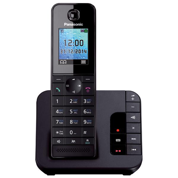 Телефон DECT Panasonic KX-TGH220RUB panasonic kx tg8061 rub dect телефон