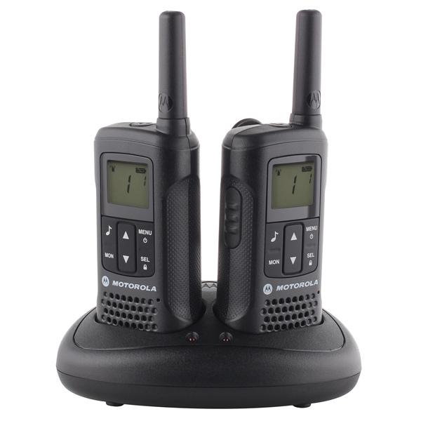 Радиостанция Motorola TLKR-T61 (2 штуки) радиостанция motorola tlkr t41