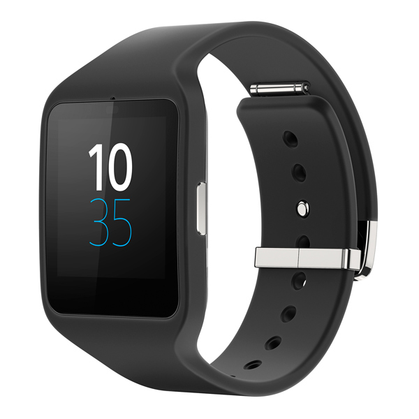 Смарт-часы Sony SmartWatch 3 SWR50 Black