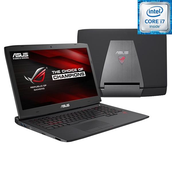 Ноутбук игровой ASUS ROG G751JT-T7058H