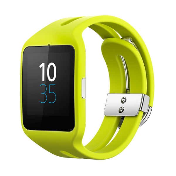 Смарт-часы Sony SmartWatch 3 SWR50 Sport Lime