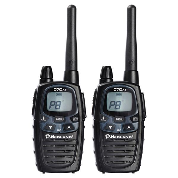 Радиостанция Midland G70XT (2 штуки) midland g3