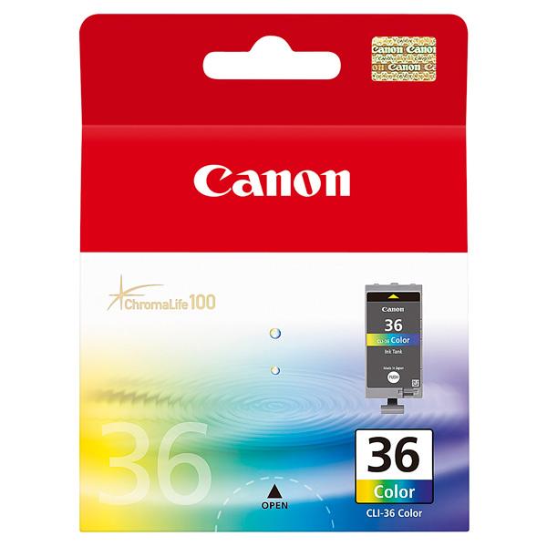 Картридж для струйного принтера Canon CLI-36 Color цена и фото