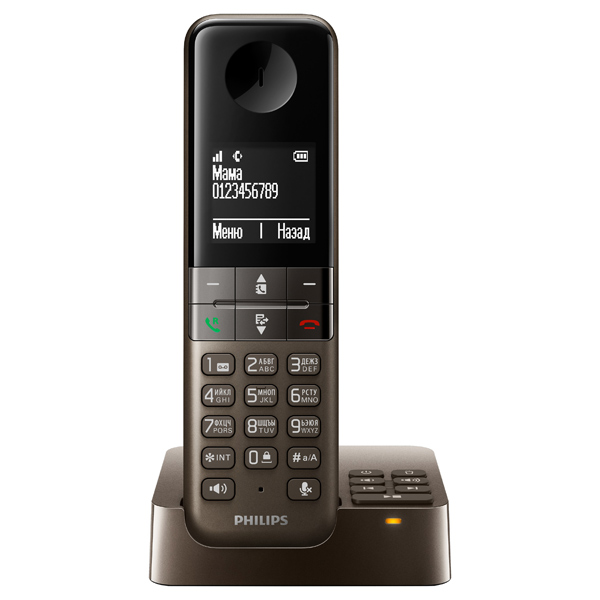 Телефон DECT Philips D4551MB/51