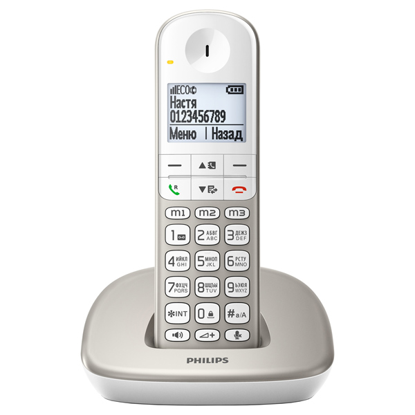 Телефон DECT Philips XL4901S/51