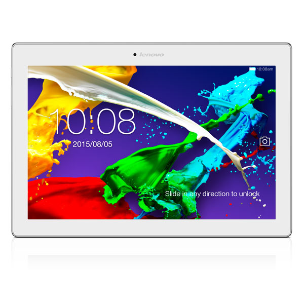 Планшет Lenovo Tab 2 A10-70L 16Gb LTE White (ZA010001RU) смартфон lenovo vibe c2 power lte 16gb black