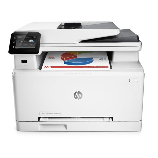Купить Лазерное МФУ (цветное) HP LaserJet Pro 200 color M277dw в каталоге интернет магазина М.Видео по выгодной цене с доставкой, отзывы, фотографии - Казань