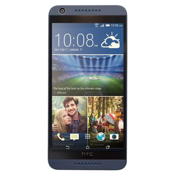 Смартфон HTC Desire 626G dual sim EEA Blue смартфон htc desire 728g ds eea white luxury 99hafn022 00