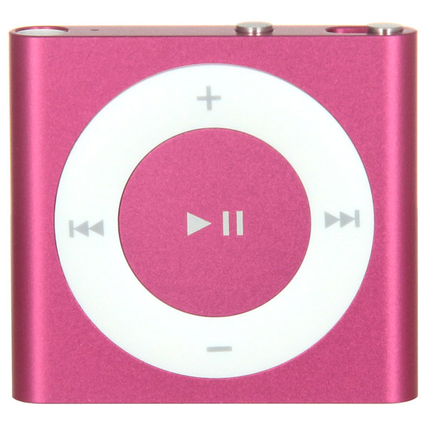 Плеер MP3 Apple iPod Shuffle 2GB Pink (MKM72RU/A)