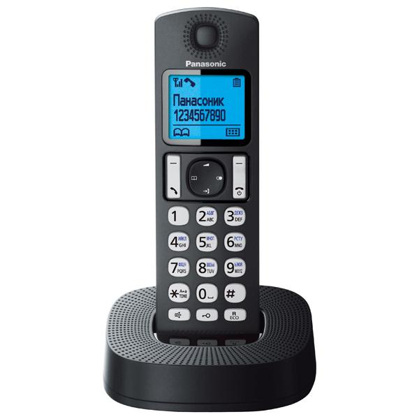 Телефон DECT Panasonic KX-TGC310RU1 телефон panasonic kx dt546rub черный