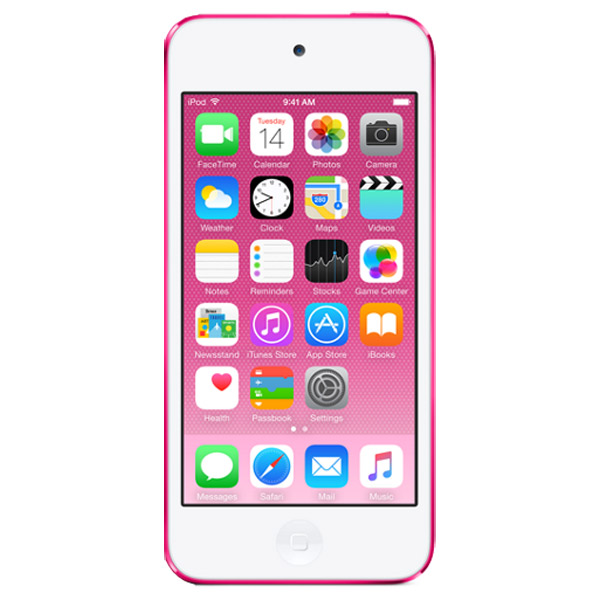 Плеер MP3 Apple iPod Touch 6 32GB Pink (MKHQ2) цифровой плеер apple ipod