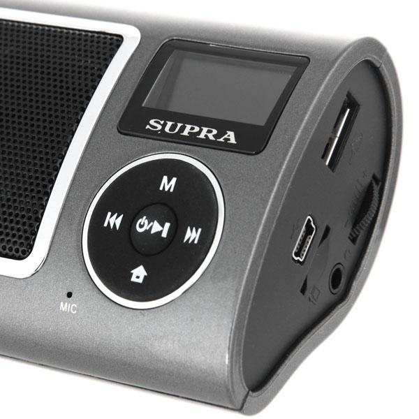 Портативная акустика supra pas 6280