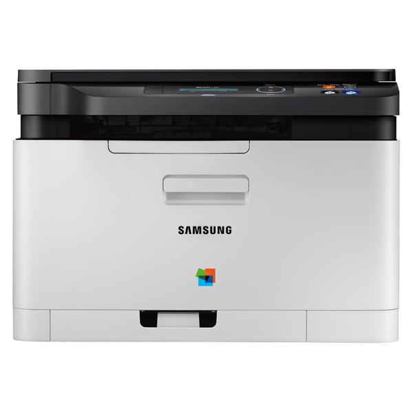Лазерное МФУ (цветное) Samsung Xpress SL-C480/XEV мфу лазерное samsung sl c480