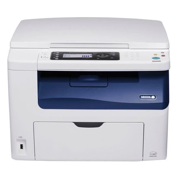 Лазерное МФУ (цветное) Xerox WorkCentre 6025BI картридж для принтера xerox 006r01696