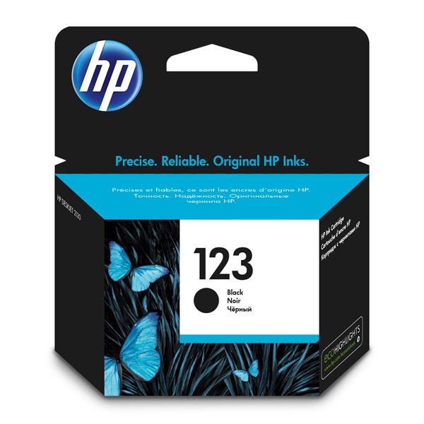 Картридж для струйного принтера HP F6V17AE (№123)