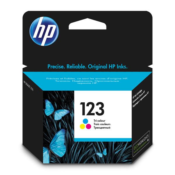 Картридж для струйного принтера HP F6V16AE (№123)