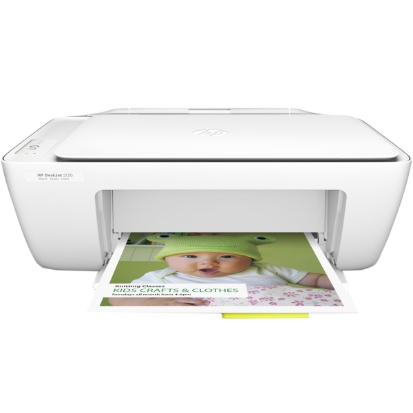 Струйное МФУ HP Deskjet 2130 мфу hp deskjet ink advantage ultra 2529 k7w 99 a