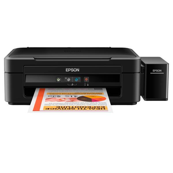 Струйное МФУ Epson L222 принтер epson l312 струйный цвет черный [c11ce57403]