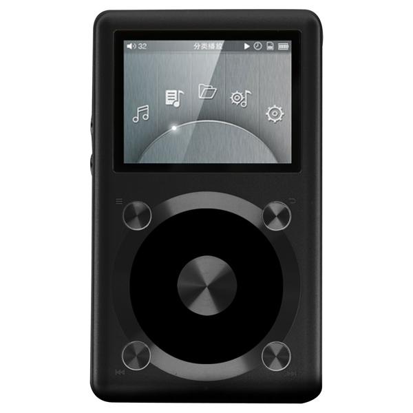 3fe0b9290a6e Купить Портативный медиаплеер премиум FiiO X1 Black в каталоге ...