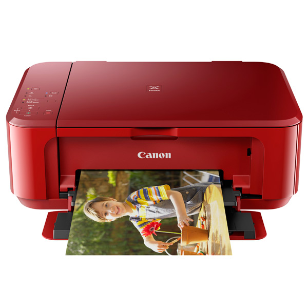 цена на Струйное МФУ Canon PIXMA MG3640 Red